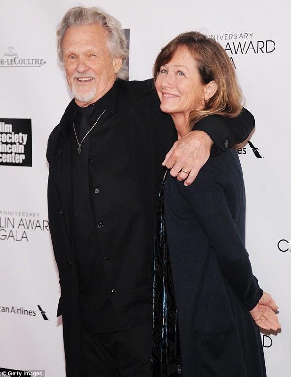 OMG!!! Kris Kristofferson Relationships timeline: Affair ...