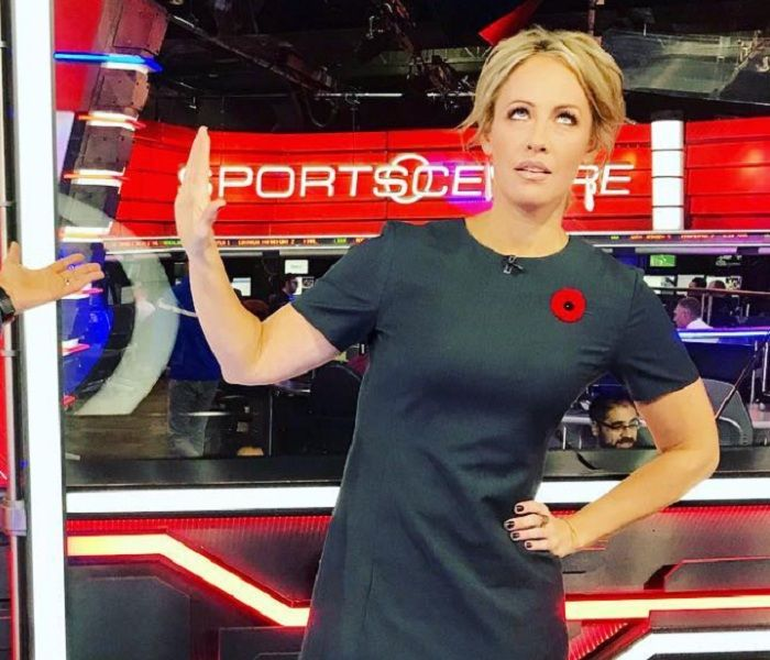 Natasha Staniszewski Bio Affair Single Net Worth Ethnicity Salary Age Nationality Height Sports Reporter