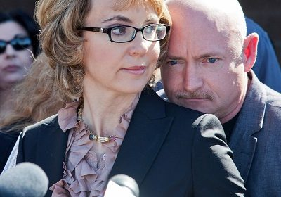 The tragic turn in Gabrielle Giffords' life: The Tuscon assassination bid during her career service. Must read!!!