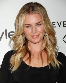 Rebecca Romijn, moved on with the relationship but still has a name of the same person.. Who's that?
