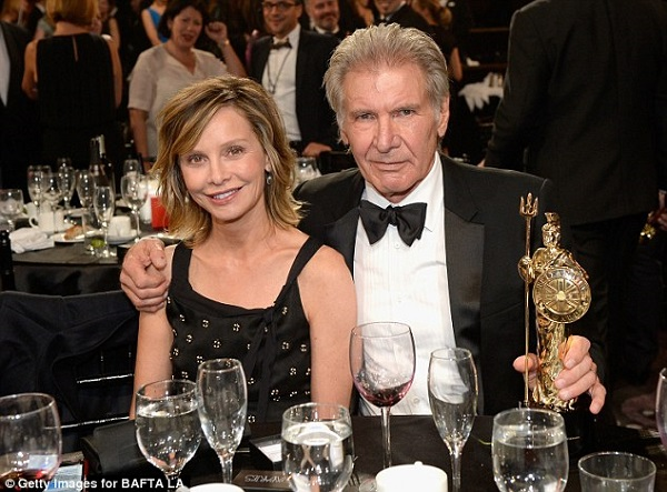 Calista Flockhart And Her Marital And Dating Life With