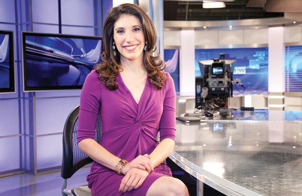 Metrologist Danielle Niles