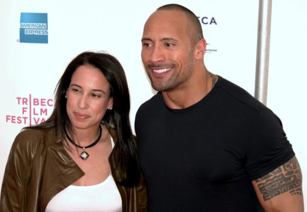 Source: Gossip Extra (Dwayne Johnson and Dany Garcia)