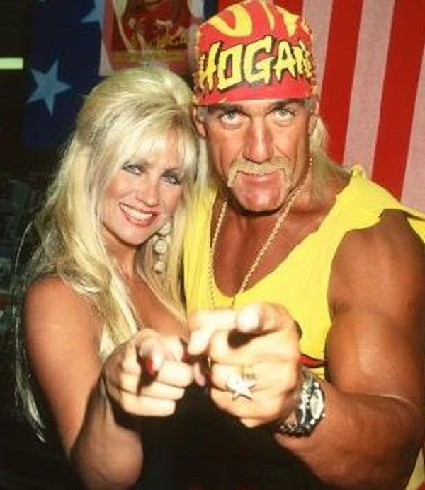 Hulk and Linda in their happier time