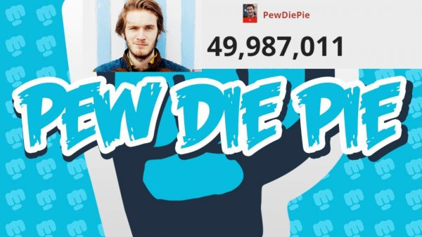 Source: YouTube (PEWDIEPIE 50 MILLION SUBS LIVE COUNT !!!!! END OF PEWDIEPIE'S CHANNEL ?)