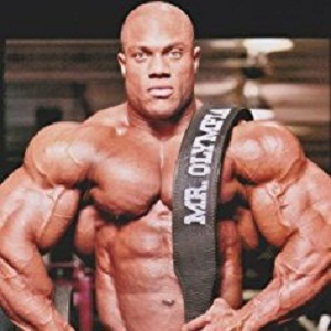 Phil Heath Biography Affair Divorce Ethnicity
