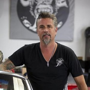 Richard Rawlings Biography Affair Married Wife Ethnicity