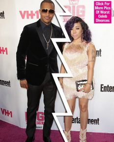 T.I. & Tiny Six years' marriage came to an end..Filed for divorce also..is it because of his affair with other women?