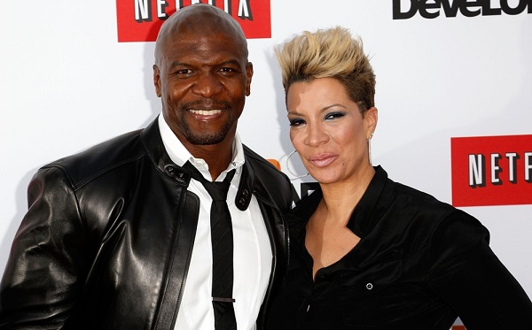 Rebecca King Crews Is Married To Terry Crews And Made A Pact Of 90 Days With Out Sex -5324