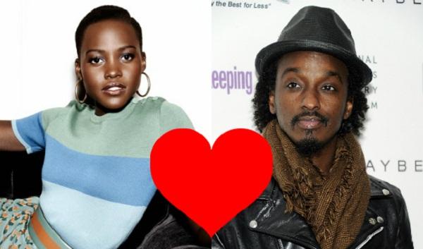 Lupita Nyong'o and Keinan Abdi Warsame?
