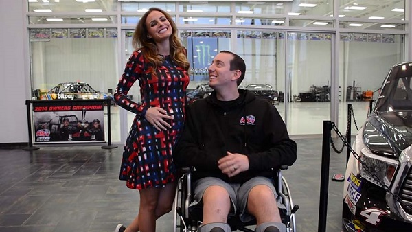 Samantha And Kyle Busch Still Happy And Together After 7