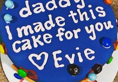 Channing Tatum got the Cutest Gift Ever! Channing Tatum's Daughter Helped Bake a Cake for His 37th Birthday!!