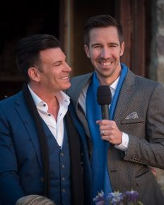Spoiler Alert! Celebrity Wedding Planner David Tutera married to his longtime boyfriend Joey Toth; More about their relationship history
