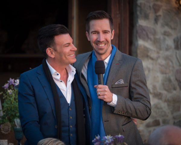 Spoiler Alert Celebrity Wedding Planner David Tutera married to his