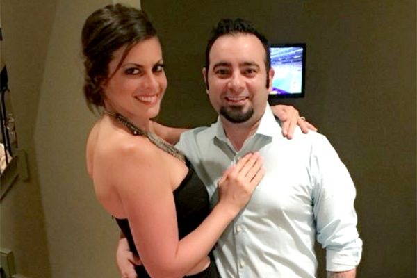 Source: Latest News (Former 'NSync' member Chris Kirkpatrick with his wife Karly)