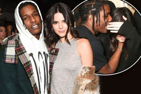 Who is kendall jenner dating