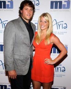 NFL Star Matthew Stafford and His Wife Kelly welcomed 'Healthy and Happy' Twins!! Find out the Gender of Babies!