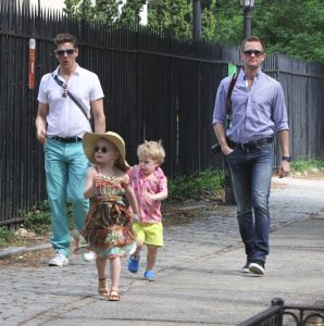 neil-patrick-harris-and-david-burtka-out-with-their-twins-harper-and-gideon-in-nyc