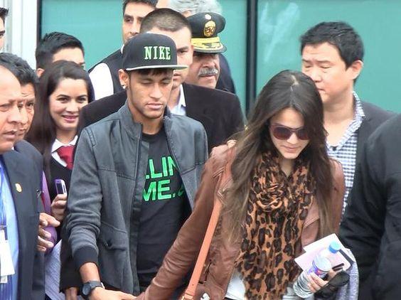 Neymar Jr. and Bruna Marquezine started dating in 2013