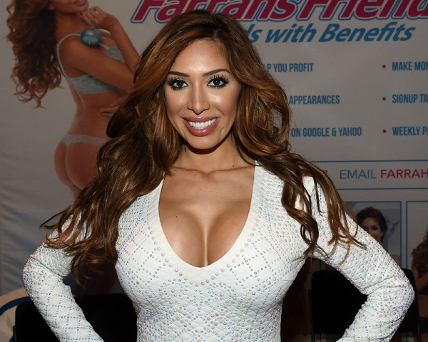 Entertainment - Teen Mom Farrah Abraham To Do Anal Cam Show  Page 3  The Dawg Shed-5845