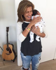 News Anchor Hoda Kotb and Boyfriend Adopted Daughter Haley Joy!! Mother and Daughter Hangs with her Best friend Kathie Lee Gifford as well as Baby Whisperer!!