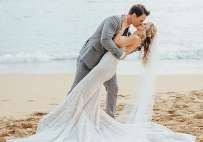 Darin Brooks turned his girlfriend into wife… Read more to know his stylish wedding!!!