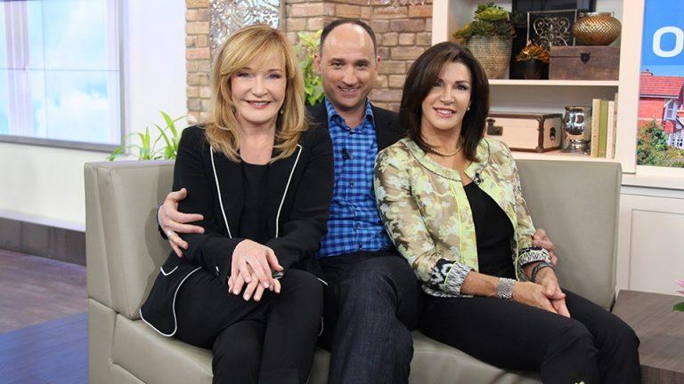 R-L: Krista, David and Hillary