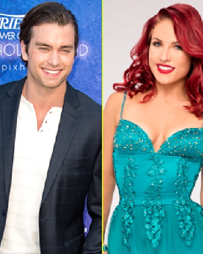 Sharna burgess dating history