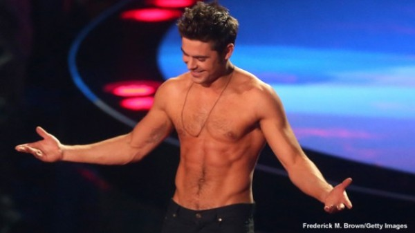 Zac Efron's hot and toned physique, his co-stars remarks ...