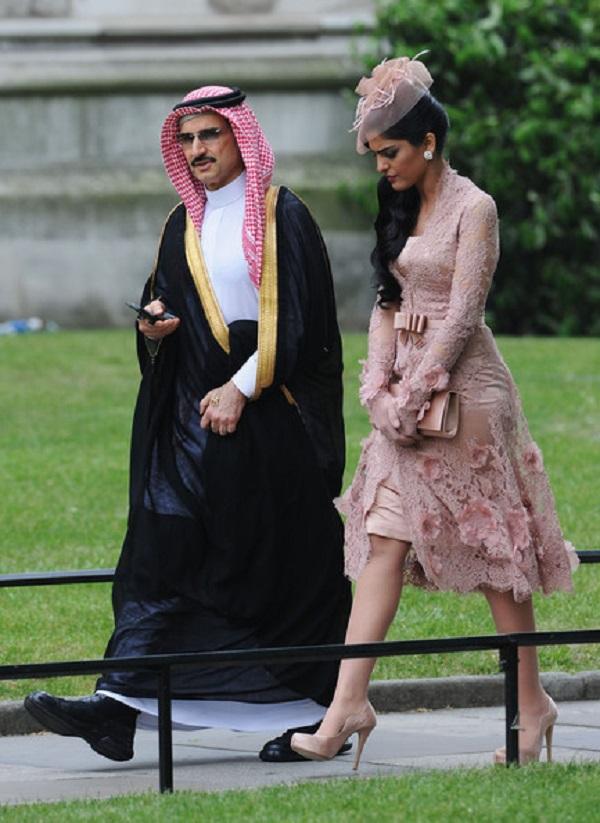 Saudi Arabian Princess Ameerah Al Taweel- Changing The -3775