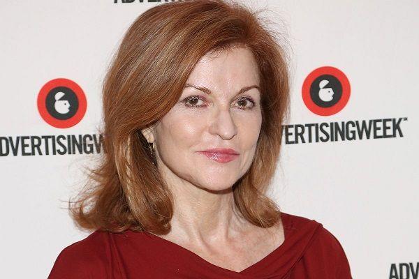 American Journalist Maureen Dowd