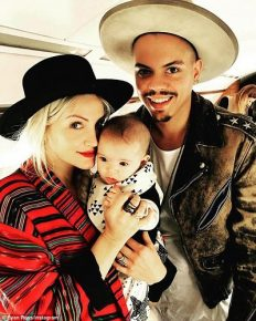 Cute Parenthood of Ashlee Simpson and Evan Ross; Couple revealed their most embarrassing parenting moment