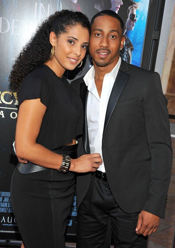 Brandon T Jackson Wife
