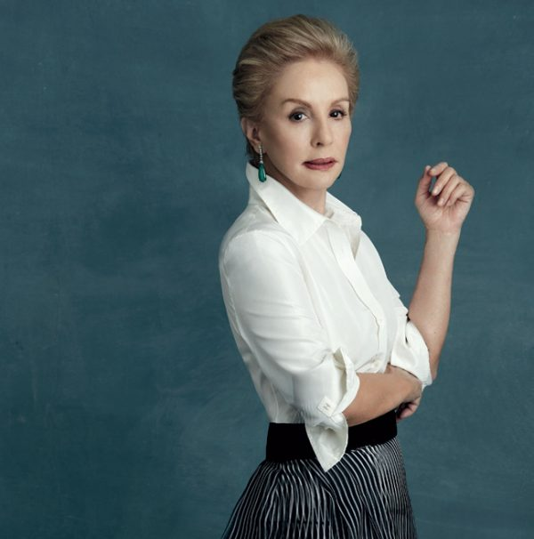 299fd892a9 Fashion Designer Carolina Herrera's tribute to her nephew; Was kidnapped  and killed in Venezuela