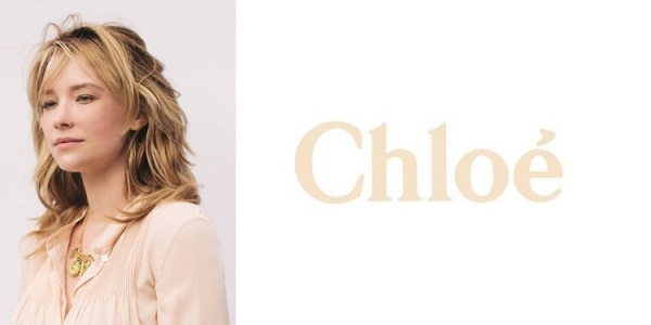 Haley Bennett, the new face of Chloe