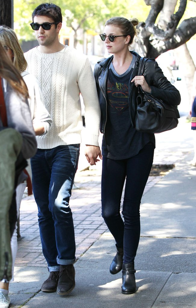 Emily VanCamp finally engaged to 'Revenge' Costar Josh ...