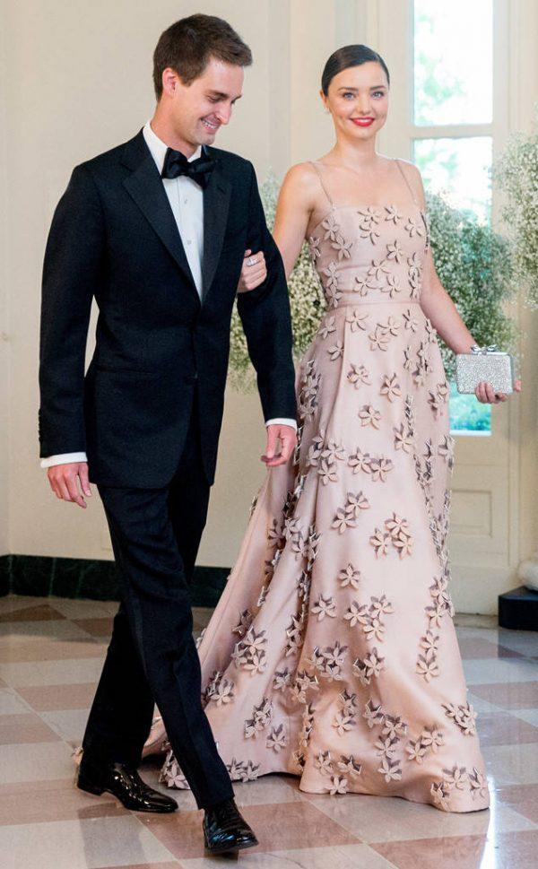 Wedding Bells for an adorable couple Miranda Kerr and Evan ...