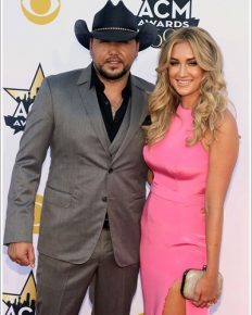 Jason Aldean, Pregnant Wife Brittany Kerr Revealed the Gender of the Baby with adorable video on Instagram!! Must Watch!