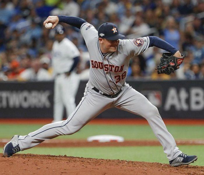 Joe Smith (pitcher) Bio, Affair, Married, Wife, Net Worth ...