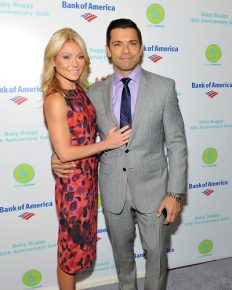 Happy married life of Kelly Ripa and Mark Consuelos; Celebrates their 21st Wedding Anniversary