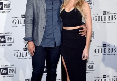 Beautiful Sportscaster Kristine Leahy is Dating her personal trainer and instructor Aaron Hines!! Also Clarifying the rumored relationship with co-star Colin Cowherd!!