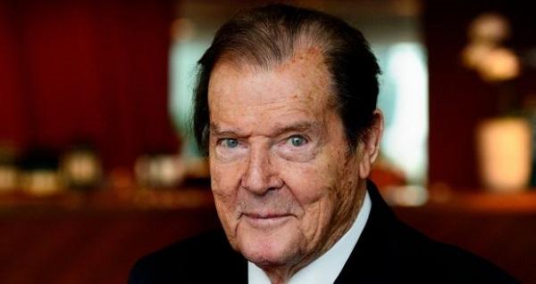Sir Roger Moore movie journey