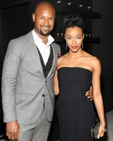 Having a wonderful family is like a god's blessing for Sonequa Martin Green