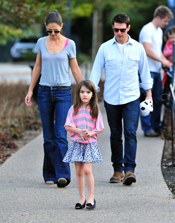 Inside the life of Suri Cruise after the divorce of her ...