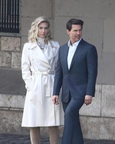 Tom Cruise, Vanessa Kirby Dating relationship affair Stories Are Fake News