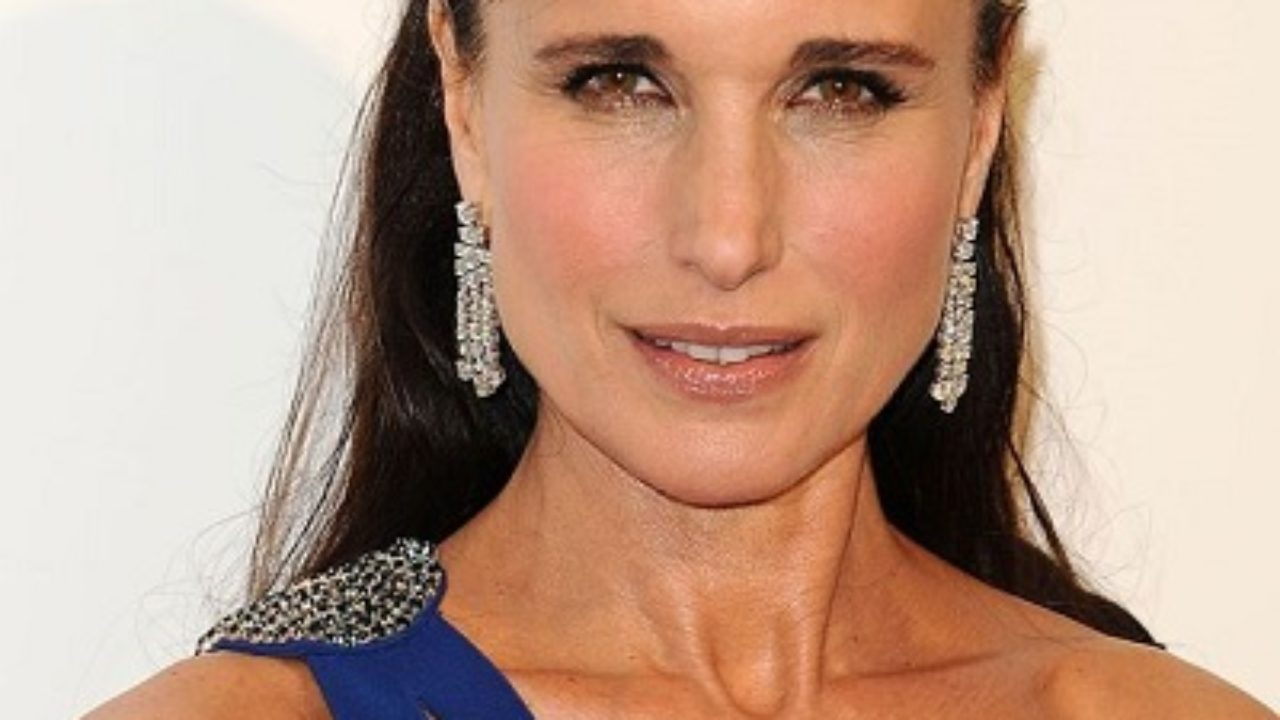 Andie Macdonald andie macdowell is not just famous as singer and actress but