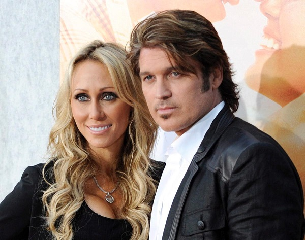 Tish Cyrus opens about her marriage to Billy Ray Cyrus ...