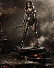 Wonder Women Soon to be in Cinema with the loads of Positive Critics! Also described as the fresh, hopeful superhero movie we need!!