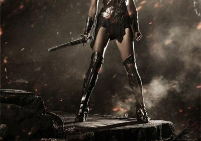 Wonder Woman Soon to be in Cinema with the loads of Positive Critics! Also described as the fresh, hopeful superhero movie we need!!