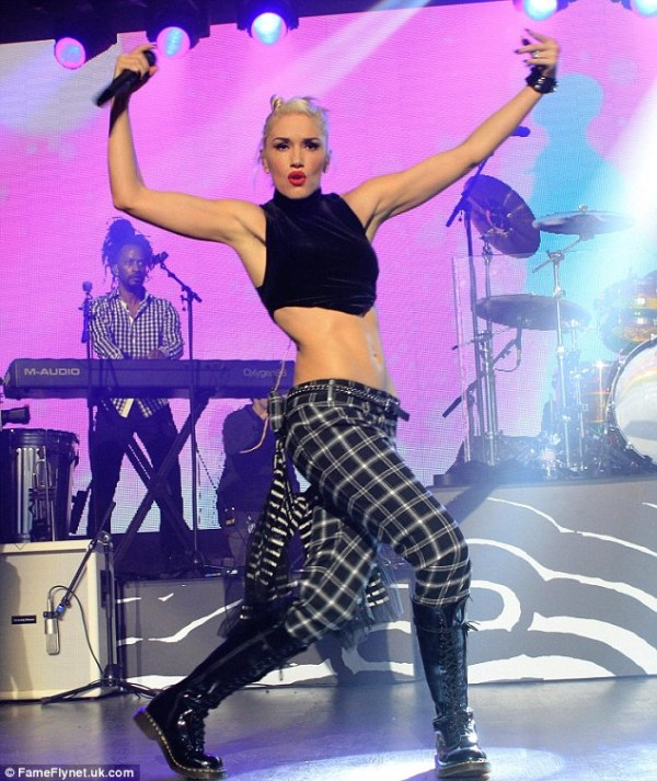 Know The Latest Gwen Stefani S Mini Vacation With Her